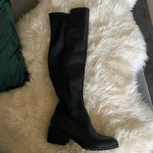 Over the Knee Boot- brand new